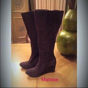 Matisse boots 10